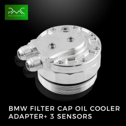 BMW FILTER CAP OIL COOLER...